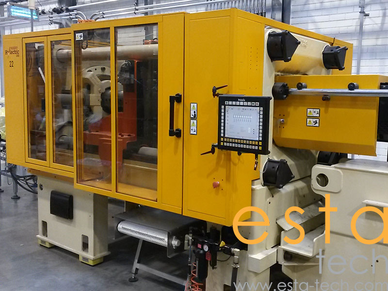 husky molding machine