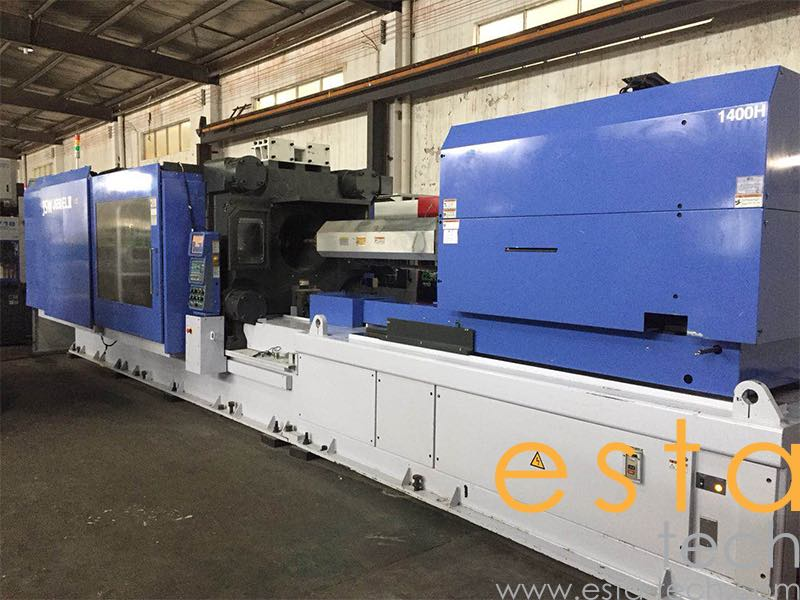 Jsw Used Injection Mold Machines