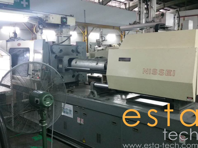 nissei injection molding machine