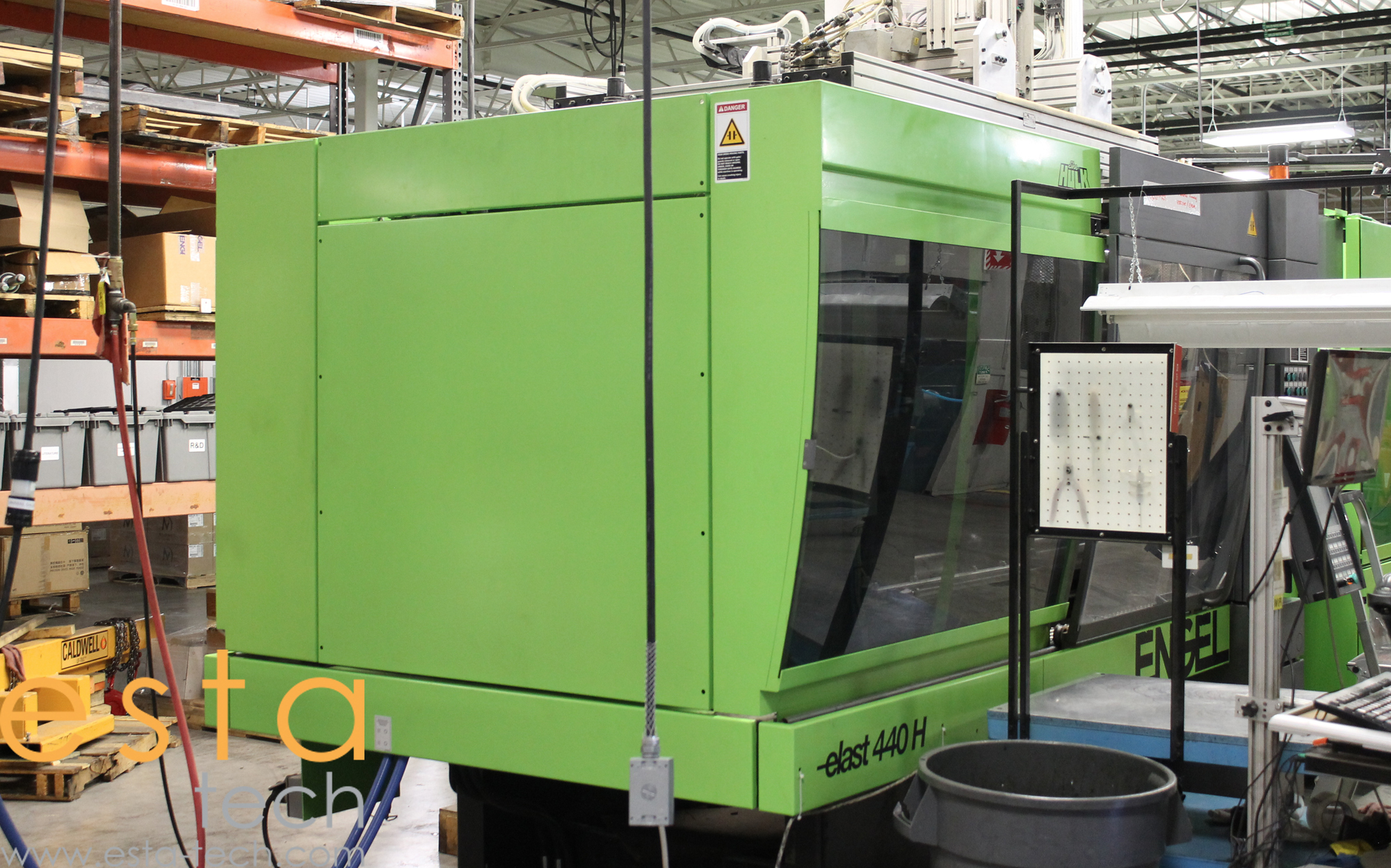 Engel Elast 2000/440H US (2011)