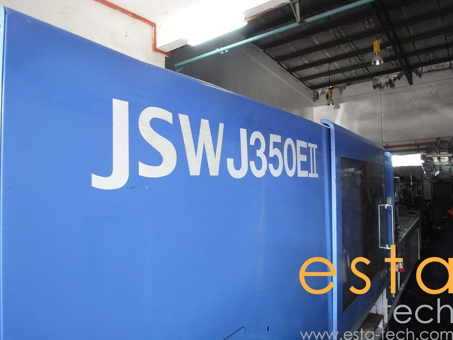 JSW J350EII (2000) Injection Molding Machine
