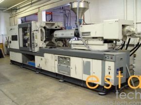 JSW J385E-C5 (1990) Plastic Injection Molding Machine