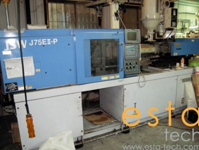 JSW J75EII (1997) Plastic Injection Molding Machine