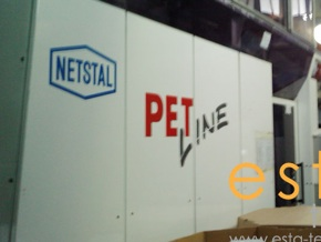 Netstal HP3500-6600R (2007) PET Line Injection Moulding Machine