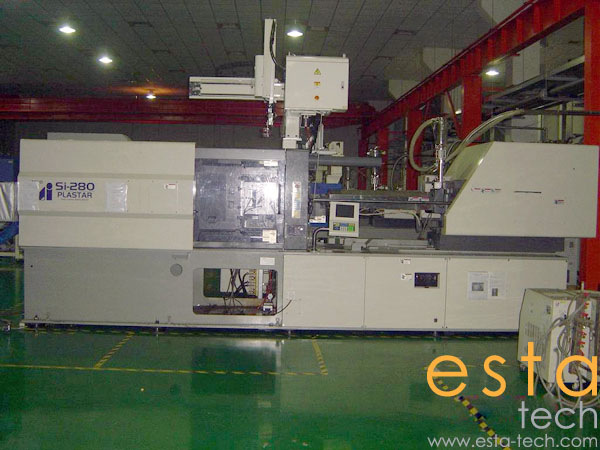 Toyo Si280 (2001) Injection Mold Machine