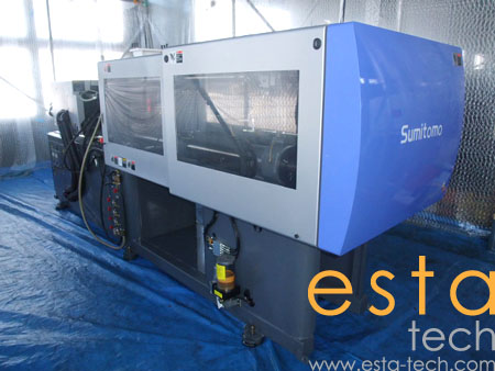 Sumitmo SE75D-C110 2003 Electric Injection Machine