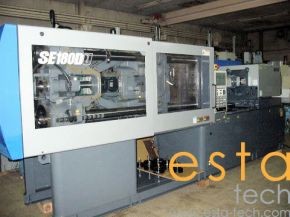 Sumitomo SE180DU-C450 (2005) Electric Injection Molding Machine