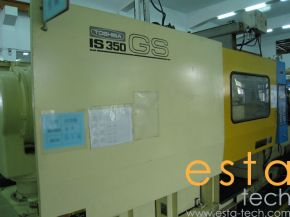 Toshiba IS350GS-19A (1998) Plastic Injection Molding Machine