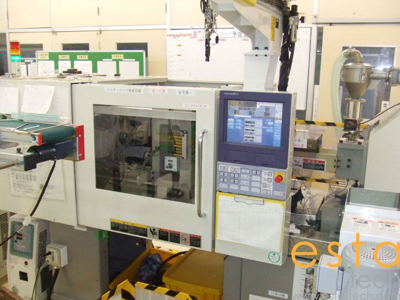 toshiba injection molding machine specifications